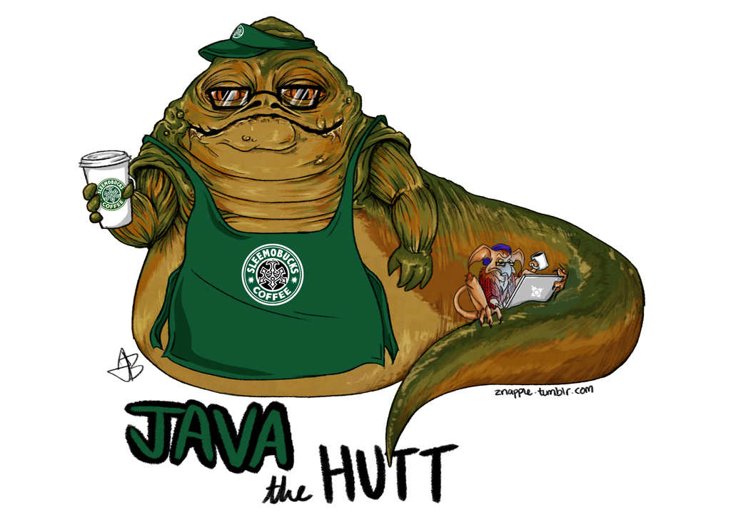 Java the Hutt by Znapple on DeviantArt Java Download
