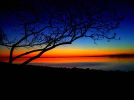 sunset by bygracefromgod9