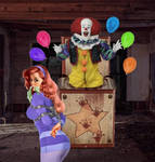 Time to Float Daphne!