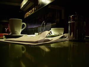 Reflex of Coffee