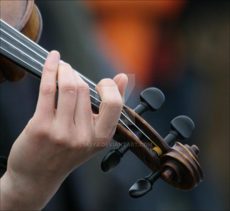 The  Violin  Paris MjYj by MjYj