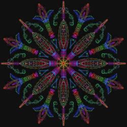 Inspiring Mandala