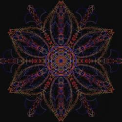 Finding Your Strength Mandala