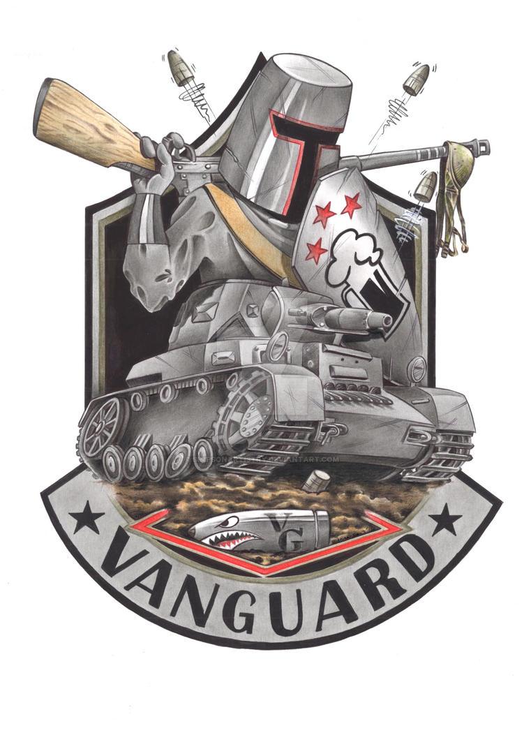 Vanguard Clan Logo by SIMPSONARTISTRY