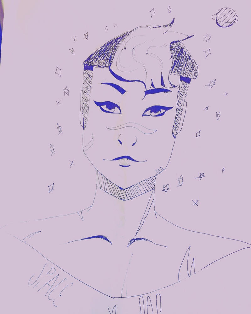 Shiro by eavenarah