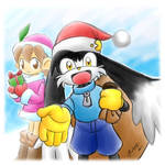 Merry Christmas Phantomilians