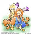 BOF: Momo and Rei