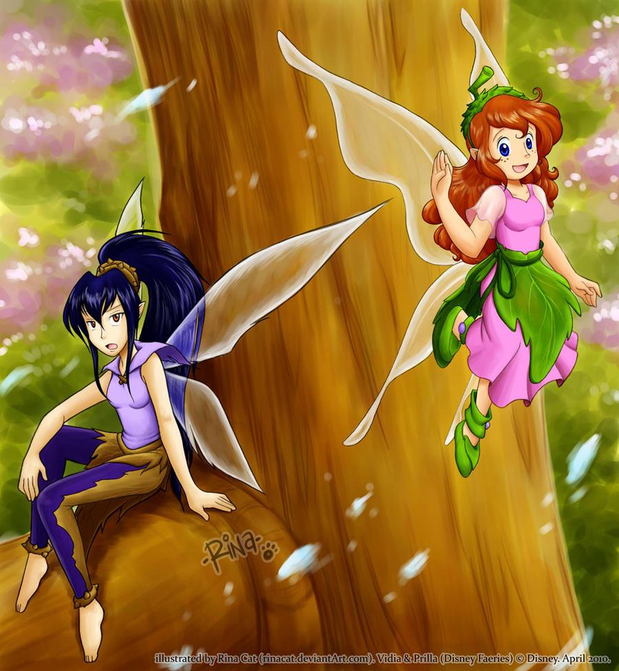 Prilla Fairy