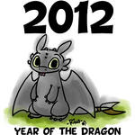 Year of the Dragon 2012 by rinacat