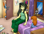 KP: Bedtime Story with Grace