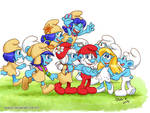 Smurfs: You never ceased to amaze me