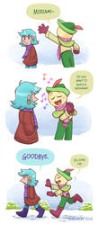 Wandersong: Happy Winter Holiday by rinacat