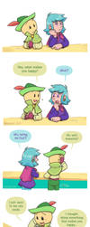 Wandersong: Miriam's Smile by rinacat