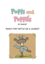 Puffs and Poffles #2 (Webtoon)