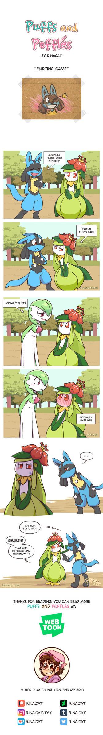 Flirting Game