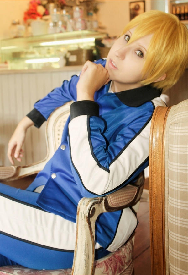 Kise Ryota Cosplay #5 by Bih-chan