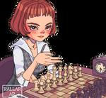 The Queen's Gambit by 9RallarAr