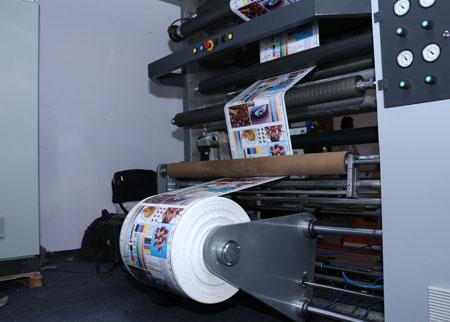 Flexo Printing Press by ciflexopress