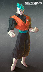 Jiren + Goku V4