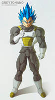 I'm Super Vegeta V1