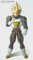 I'm Super Vegeta V2