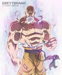 Master Roshi Migatte No Gokui by Greytonano