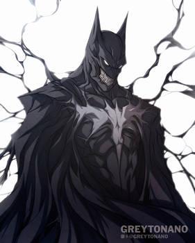 Symbiote Batman