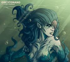 Siren of my Sea of Nightmares