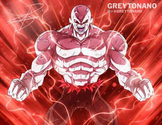Jiren Full Power by Greytonano