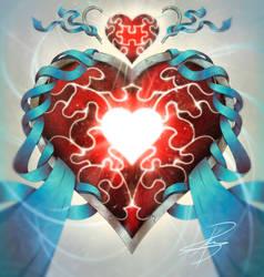 Rompecabezas De Amor by Greytonano