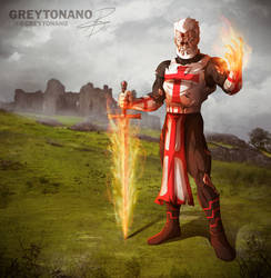 Grandmaster Crusader - Kryptoneast V2