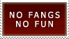 No fangs, no fun by mitchie-v