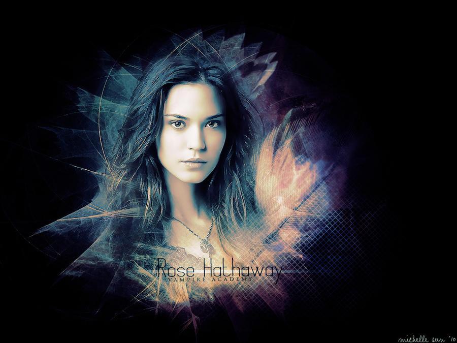 Rose Hathaway by mitchie-v