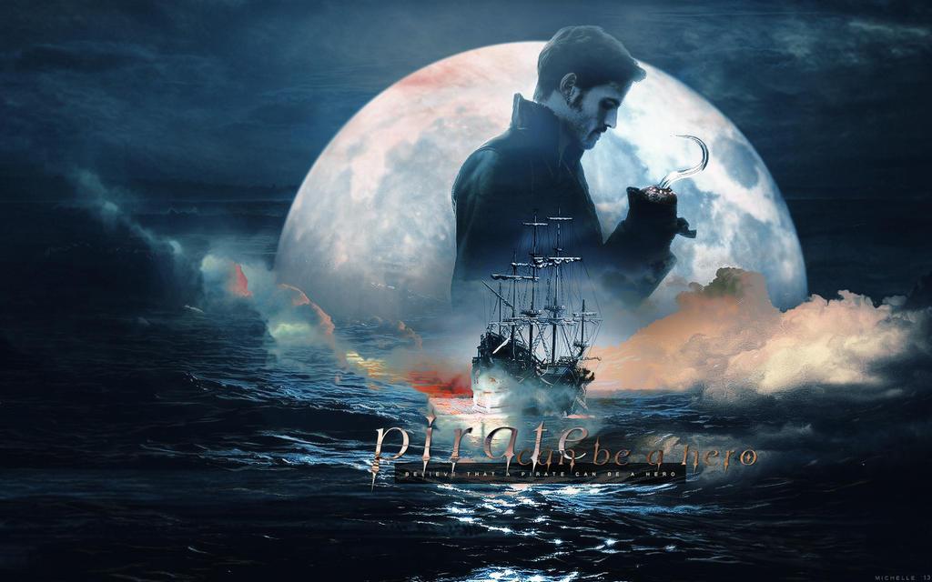Pirate by mitchie-v