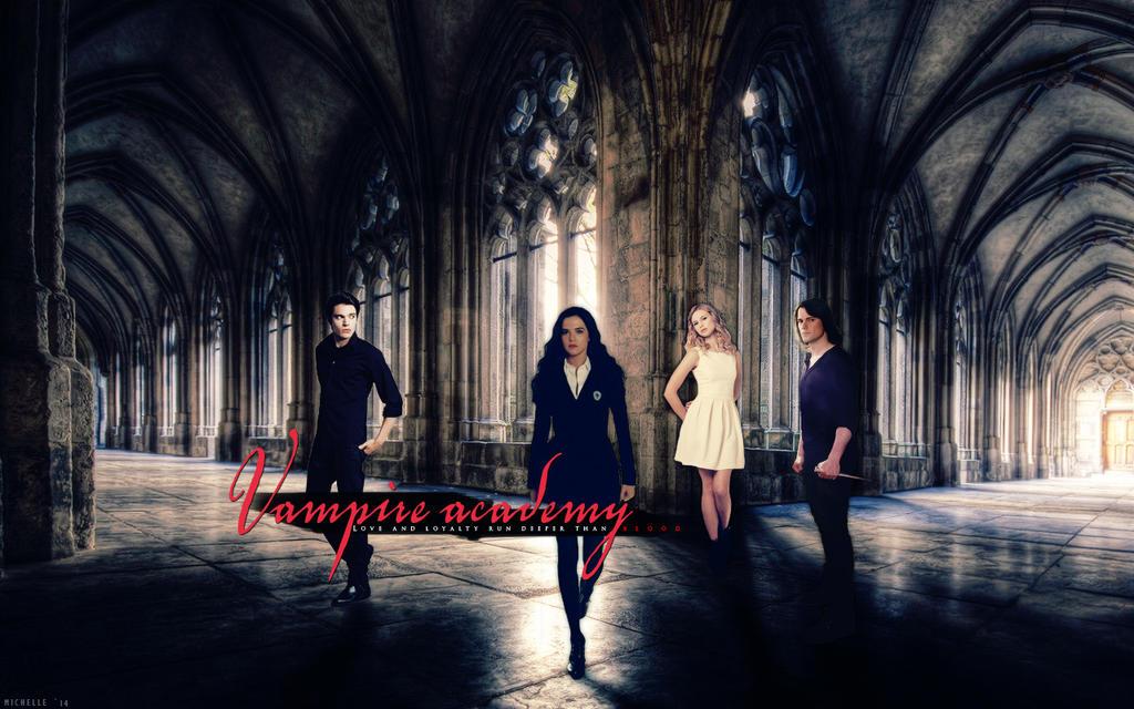 Vampire Academy by mitchie-v
