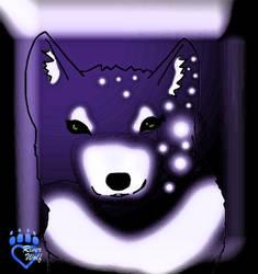 The Purple Wolf by Tirrmeez