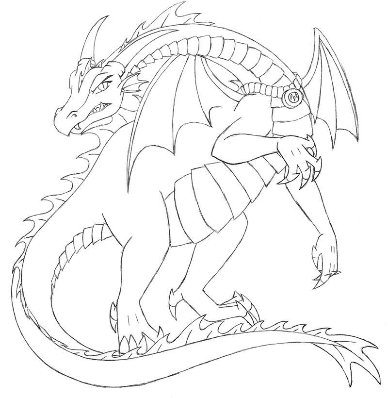 dragon ghost dp fanarthhbbookmaster on deviantart