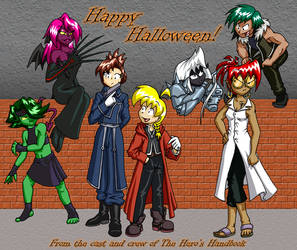 HHB FMA Halloween Color