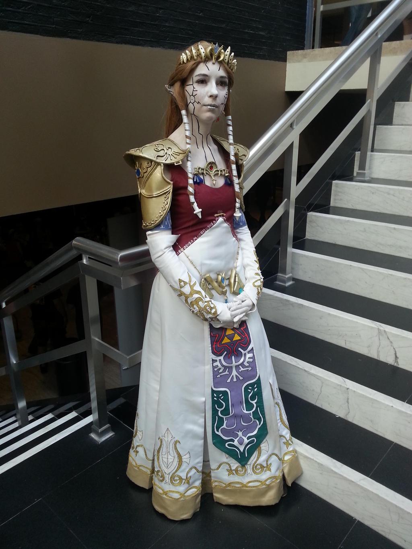 Twilight Princess Zelda Cosplay by EroticNeko on DeviantArt