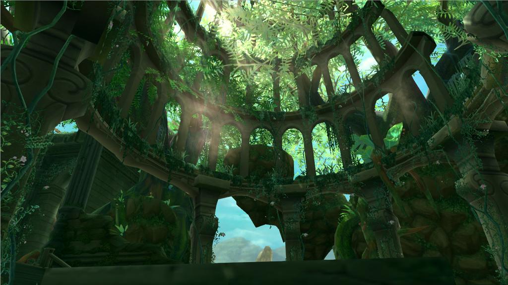 R.T.C (Mirabelle quest) - Aura Kingdom #2 by AseliaNL