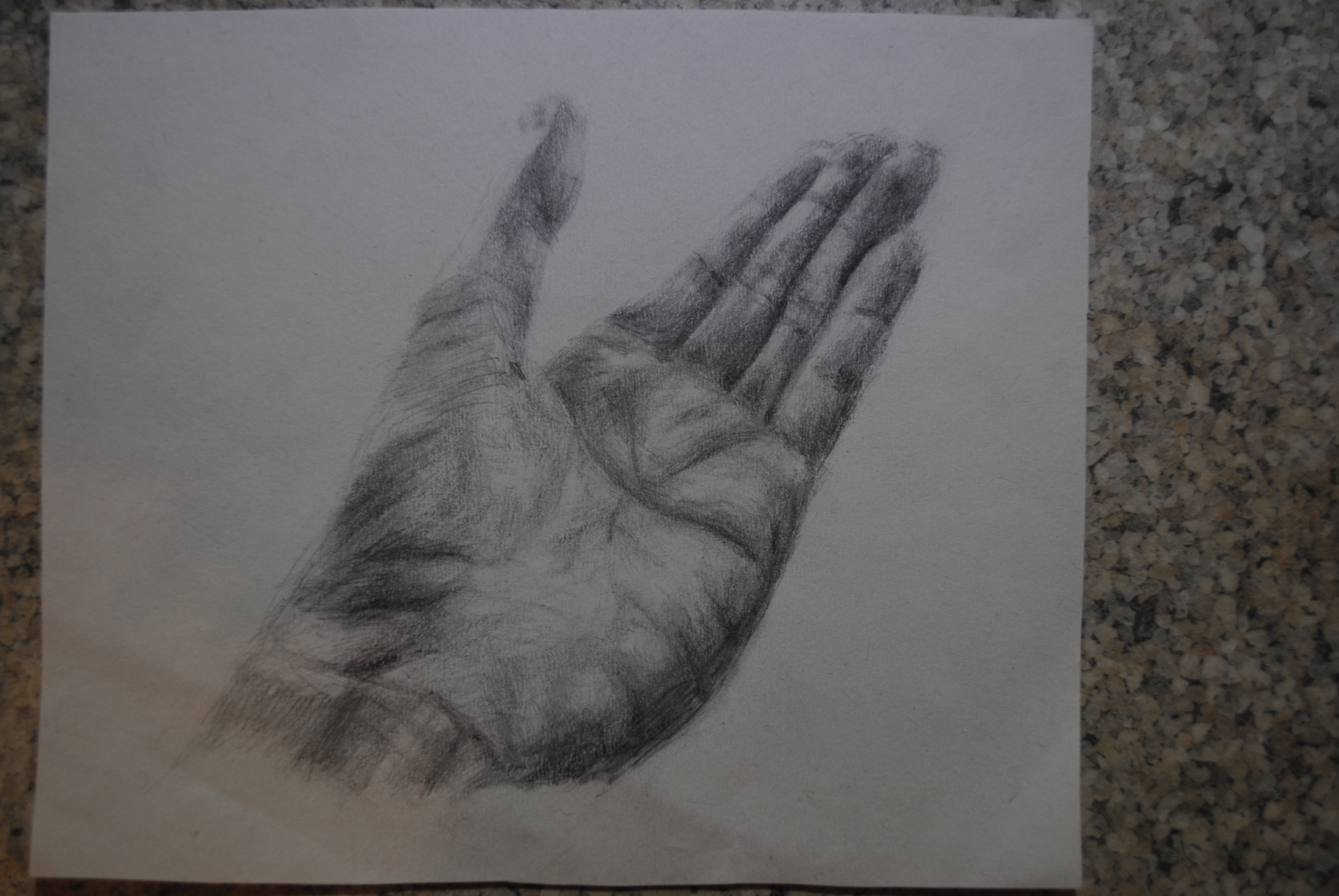 hand on hip how to draw realistic
