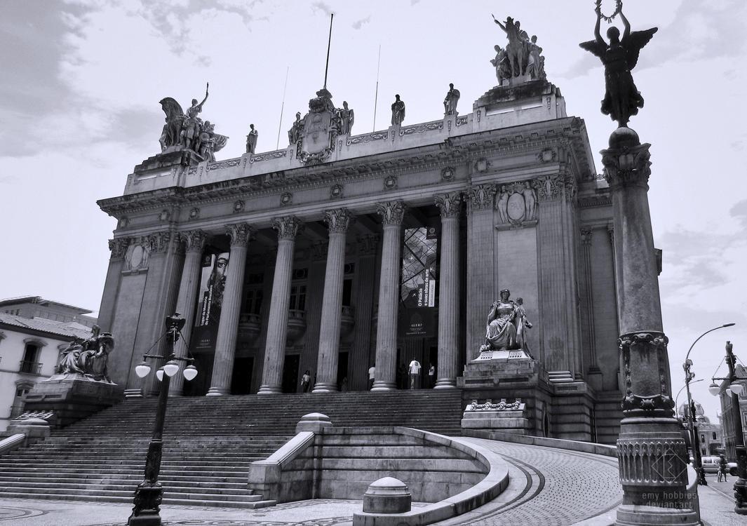 Tiradentes Palace by emy-hobbies