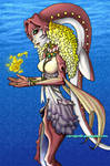 LOZ queen rutela