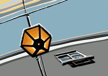 Street lamps by stephenignacio