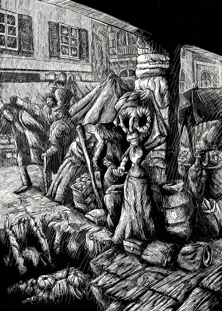 Merchants market by stephenignacio