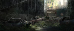 The Last of Us - Sneaking into the Base