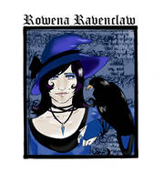 The Founder of Ravenclaw by christy-mac