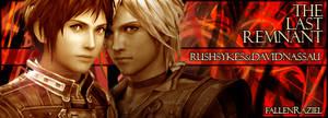 Rush Sykes x David Nassau