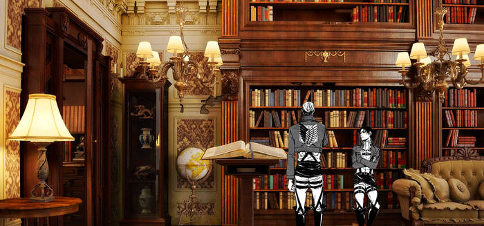 EruRis in library