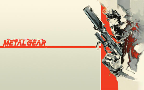 metal gear wallpaper. Metal Gear Wallpaper by